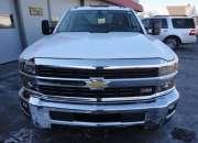Chevrolet silverado 3500hd ltz crew cab lb 4wd - …